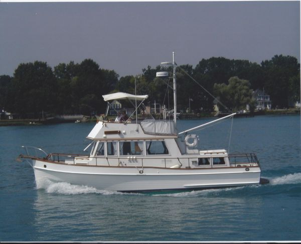 36' Grand Banks 36 Classic Aft Cabin