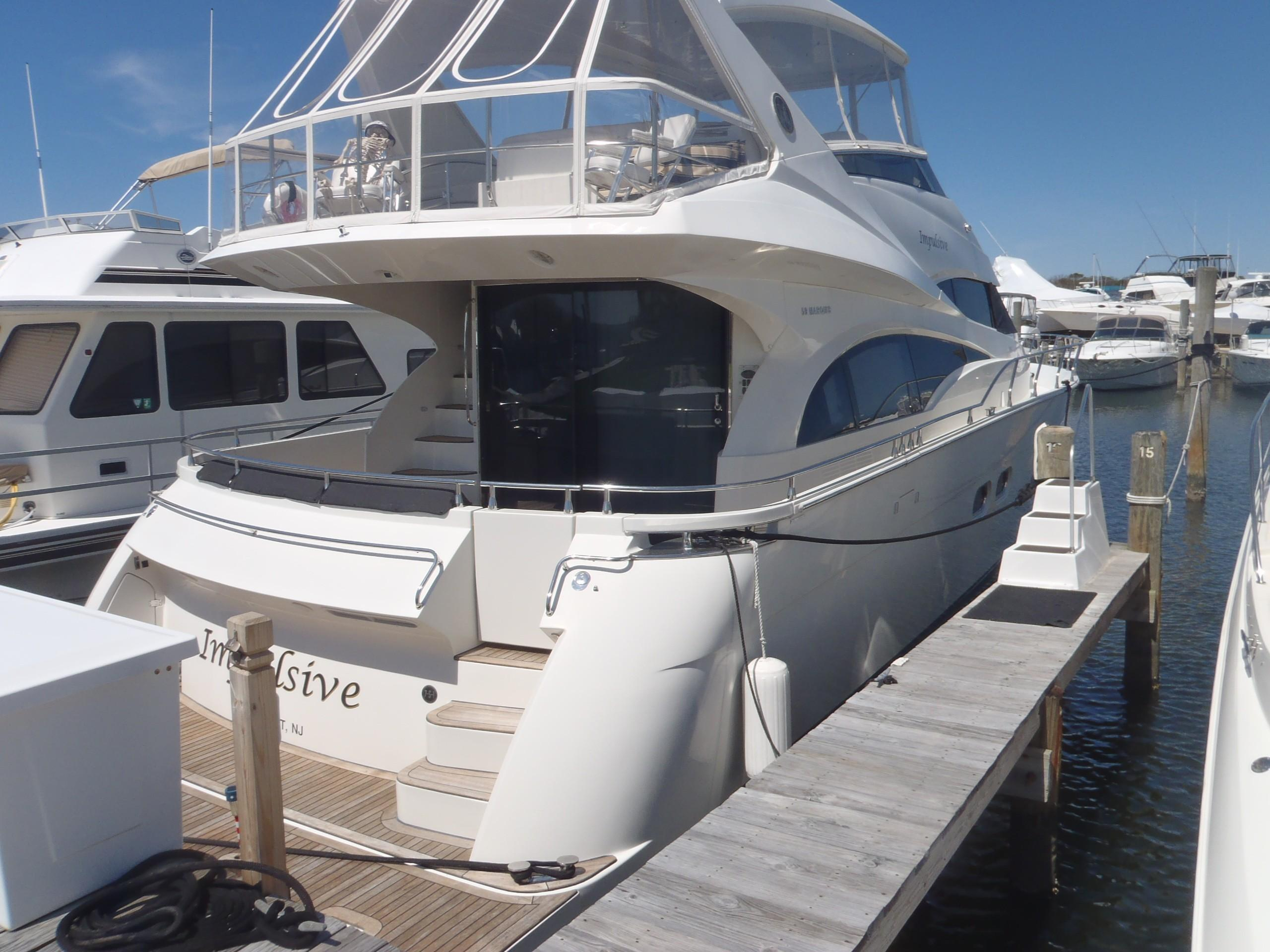 59 ft Marquis Motor Yacht