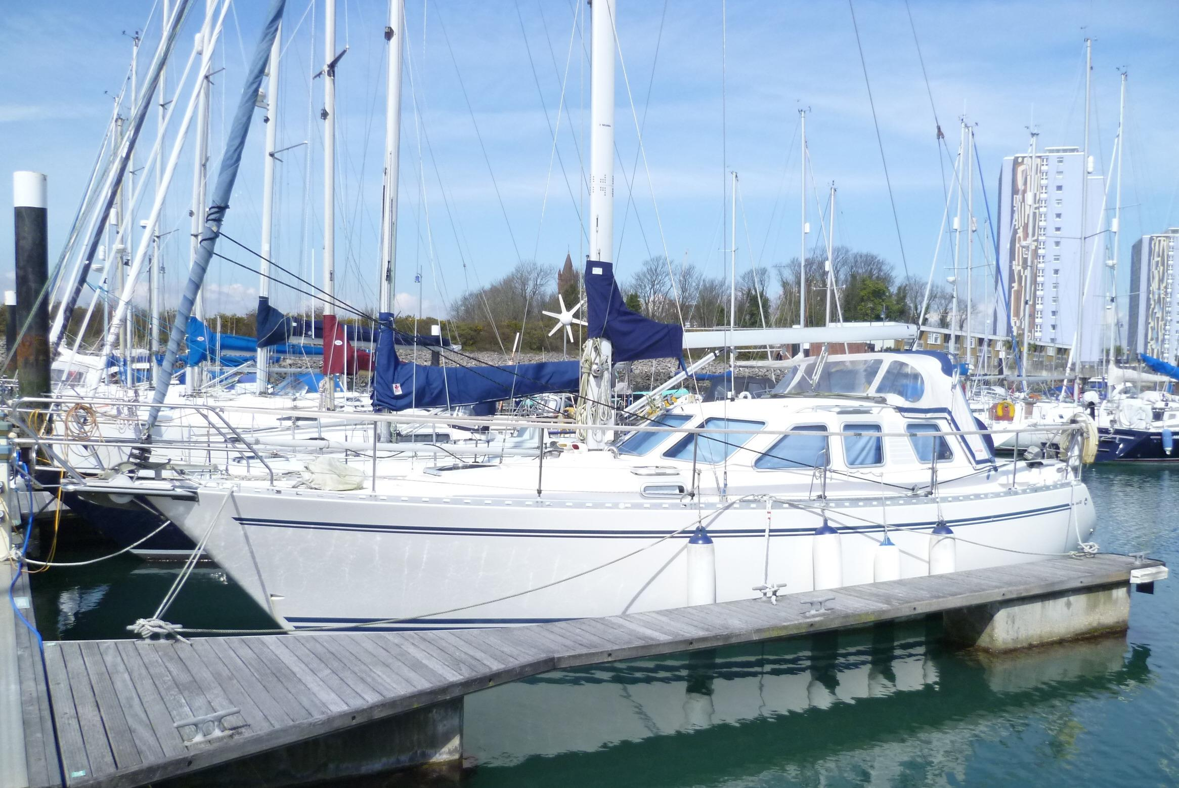 Nauticat 32 Pilothouse - Under Offer