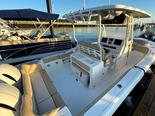 2020 Key West boat for sale, model of the boat is 263 FS & Image # 3 of 8