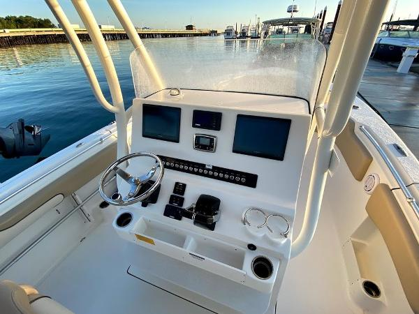 2020 Key West boat for sale, model of the boat is 263 FS & Image # 4 of 8
