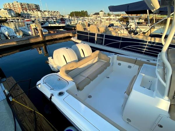 2020 Key West boat for sale, model of the boat is 263 FS & Image # 7 of 8