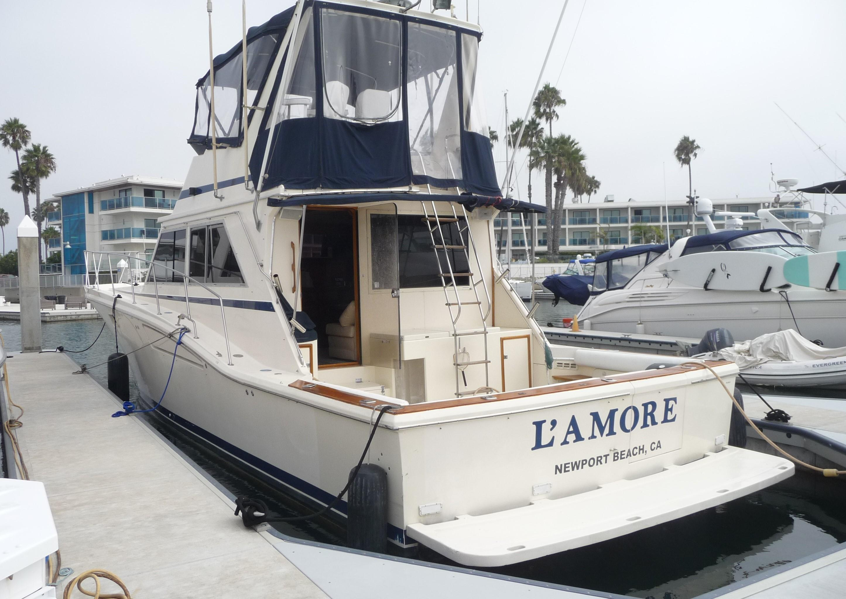 Additional Specs, Equipment And Information: Boat Name. 48' Chris-Craft  Convertible