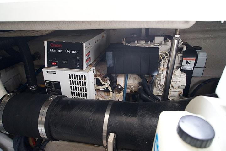 Sea Ray 420 Sundancer - Generator