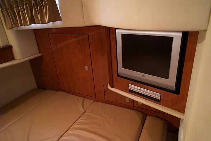 Sea Ray 420 Sundancer - Entertainment Center Mid-cabin