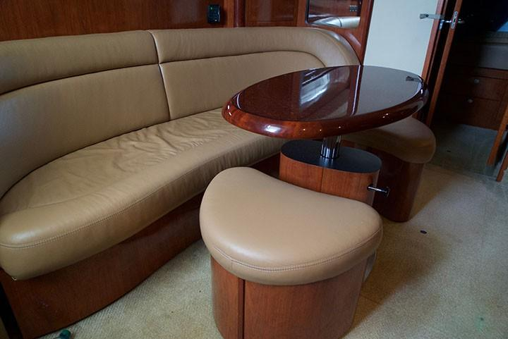 Sea Ray 420 Sundancer - Salon 3