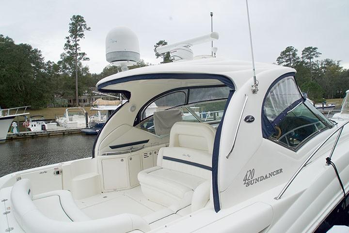 Sea Ray 420 Sundancer - Hardtop