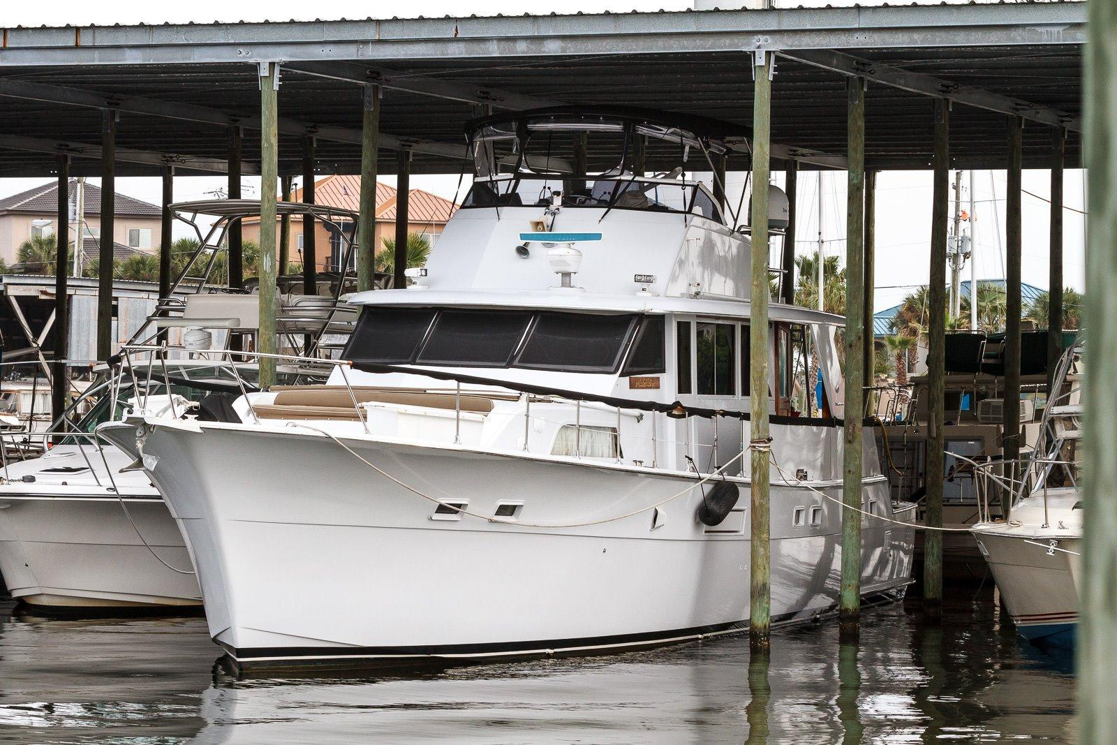 1973 hatteras 58 yacht fisherman for sale for 50 ft motor yachts for sale