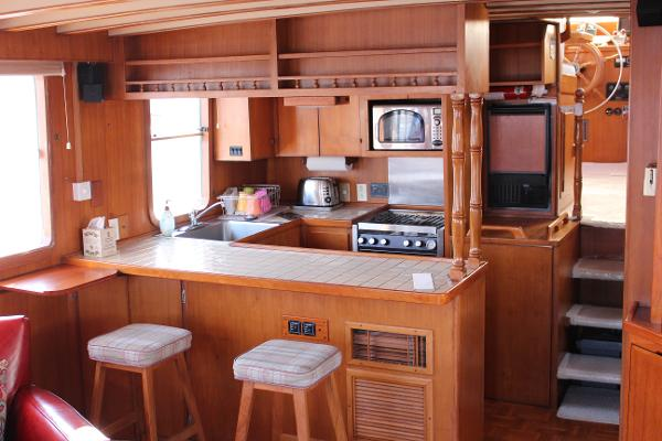 Picture Of:  49' DeFever 49 Trawler 1978Yacht For Sale | 3 of 17