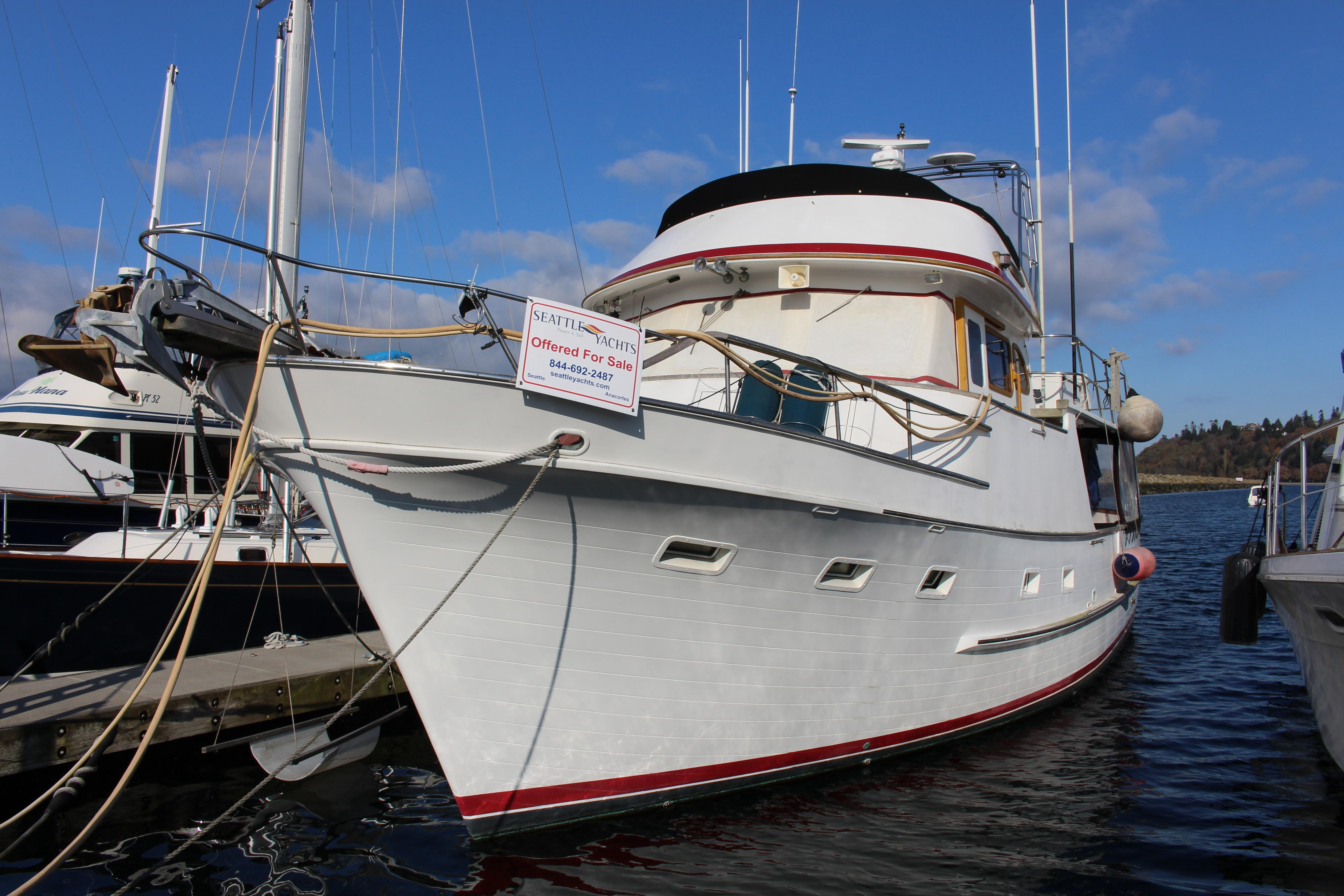 Picture Of:  49' DeFever 49 Trawler 1978Yacht For Sale | 17