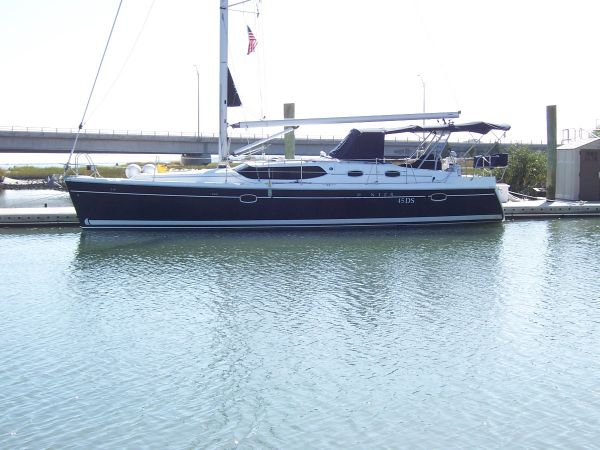 45' Hunter 45 DS