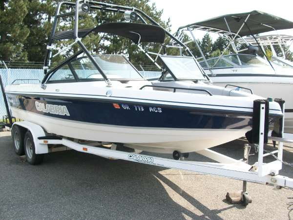 2003 CALABRIA 23' DIRECT DRIVE for sale