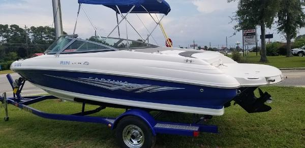 2008 RINKER CAPTIVA 192 for sale