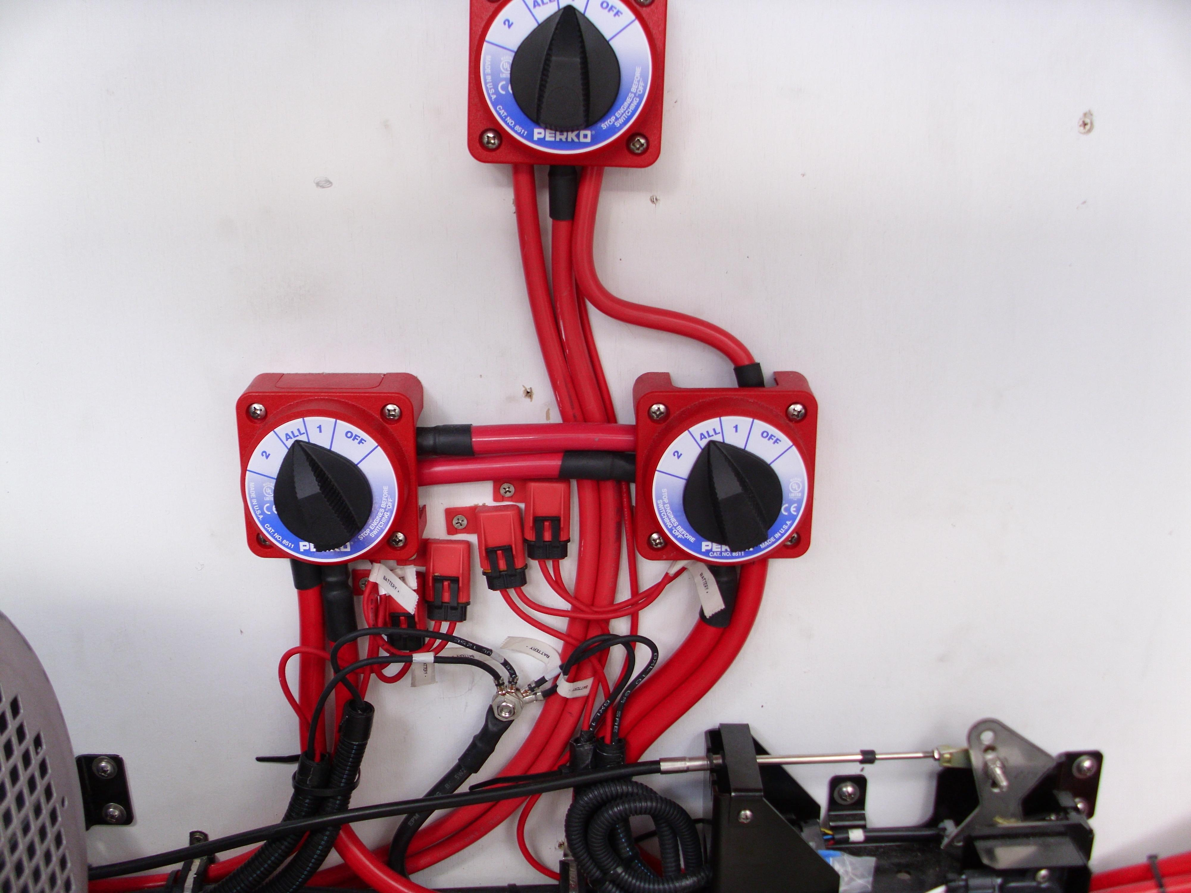 Battery Selectors