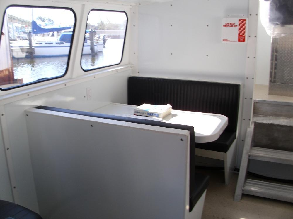 Dinette From Aft