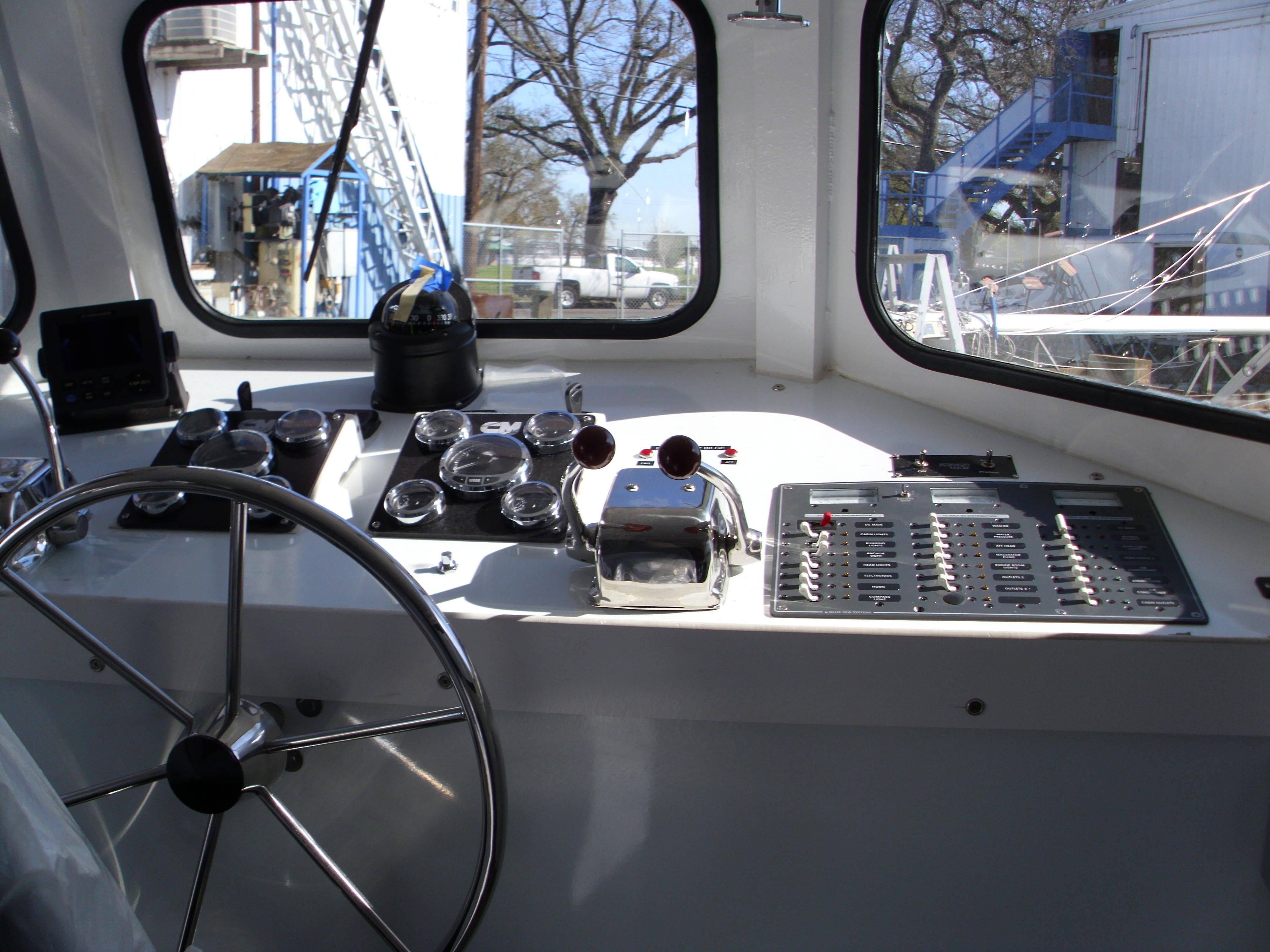Helm Starboard