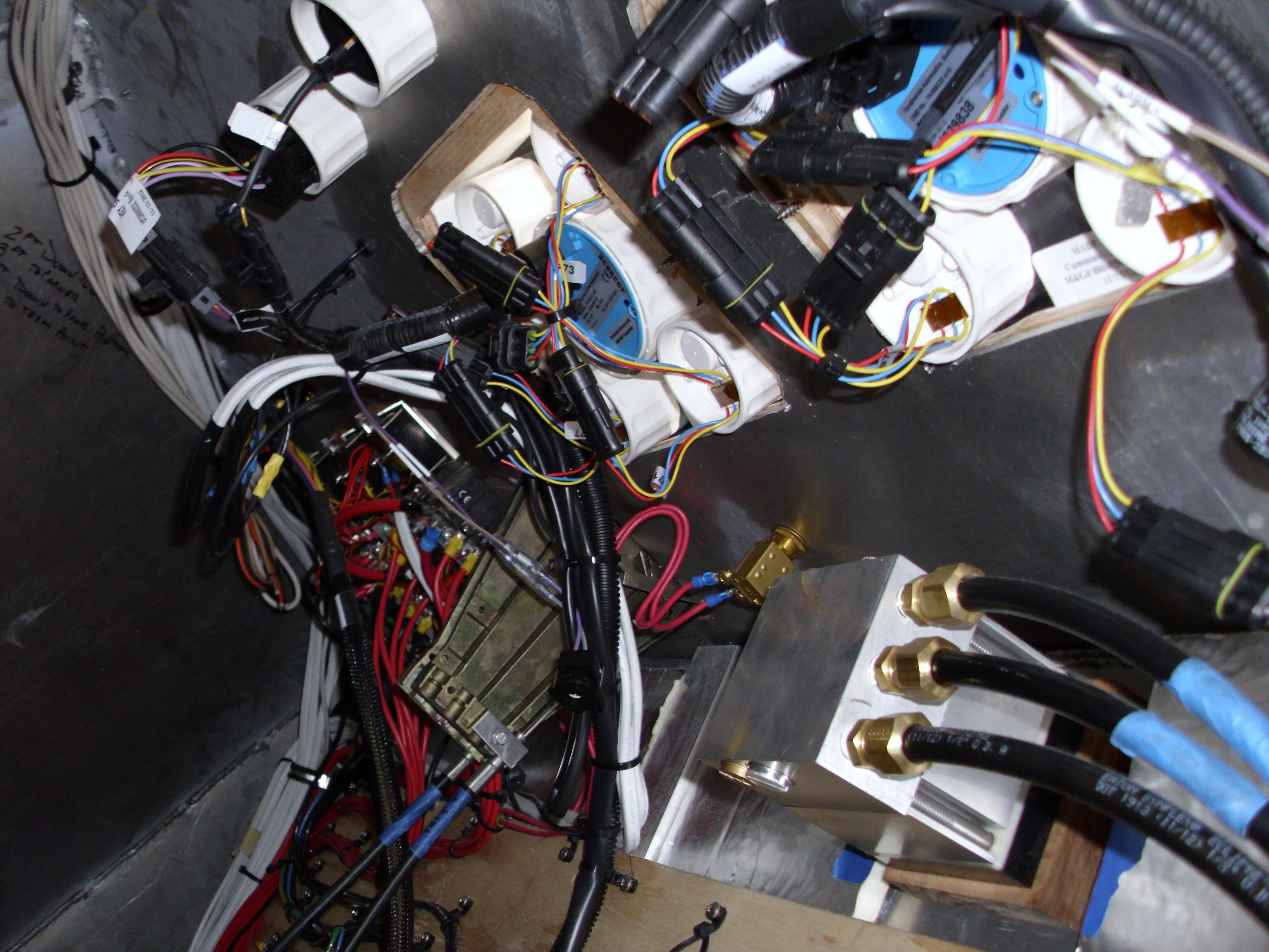 Wiring Harnesses and Hydraulics