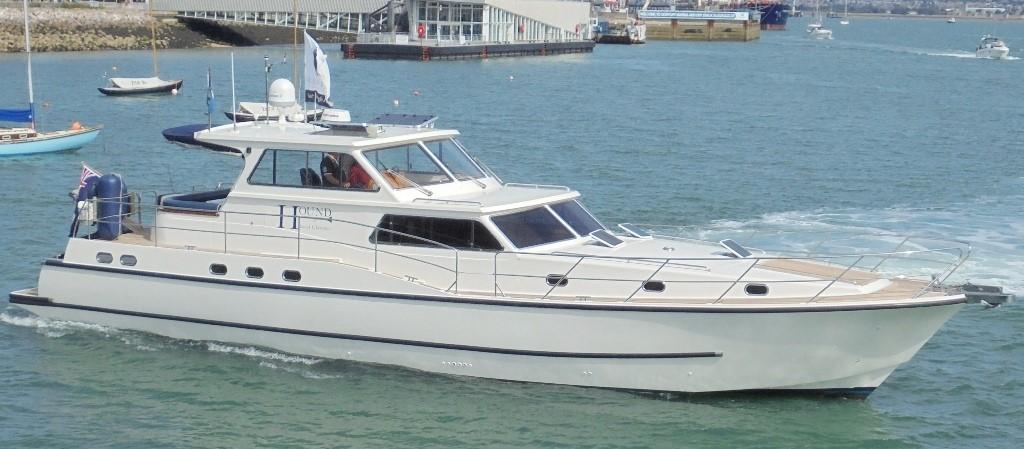 Cara Marine 18m Motor Yacht (Aquastar 60)