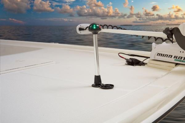 2017 Mako boat for sale, model of the boat is Pro Skiff 19 CC & Image # 6 of 33