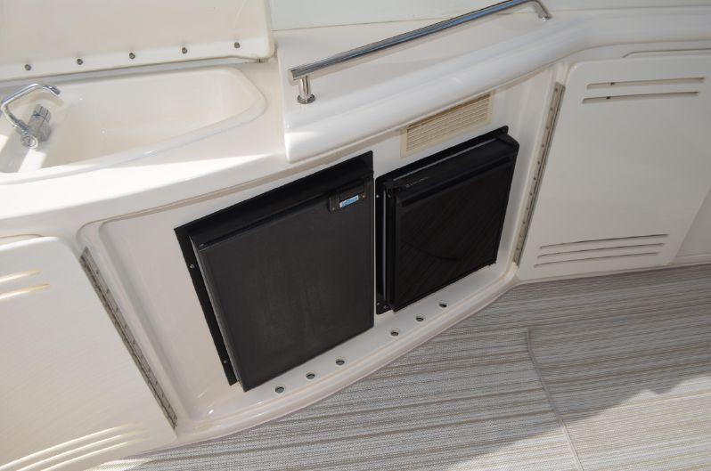 Cockpit Refrigerator + IceMaker