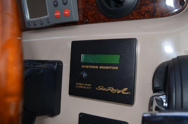 Sea Ray Systems Monitor