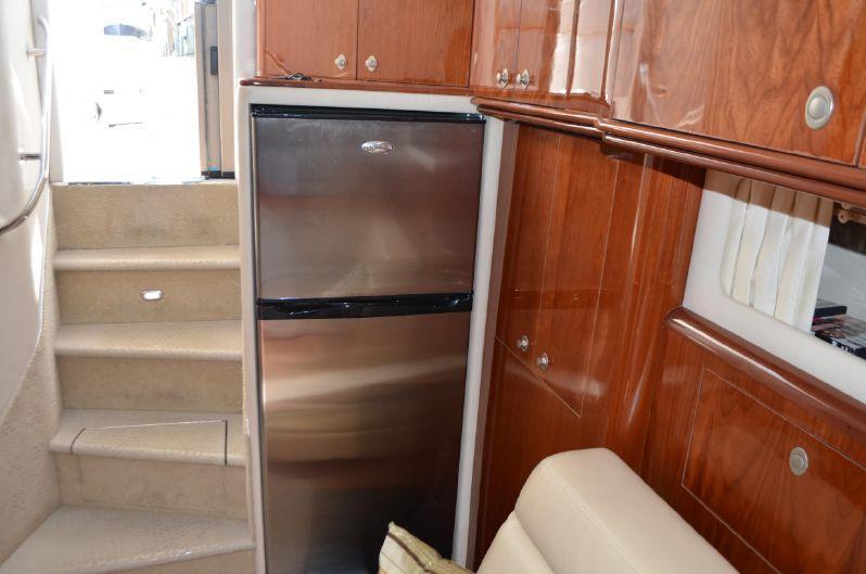 Galley - Refrigerator