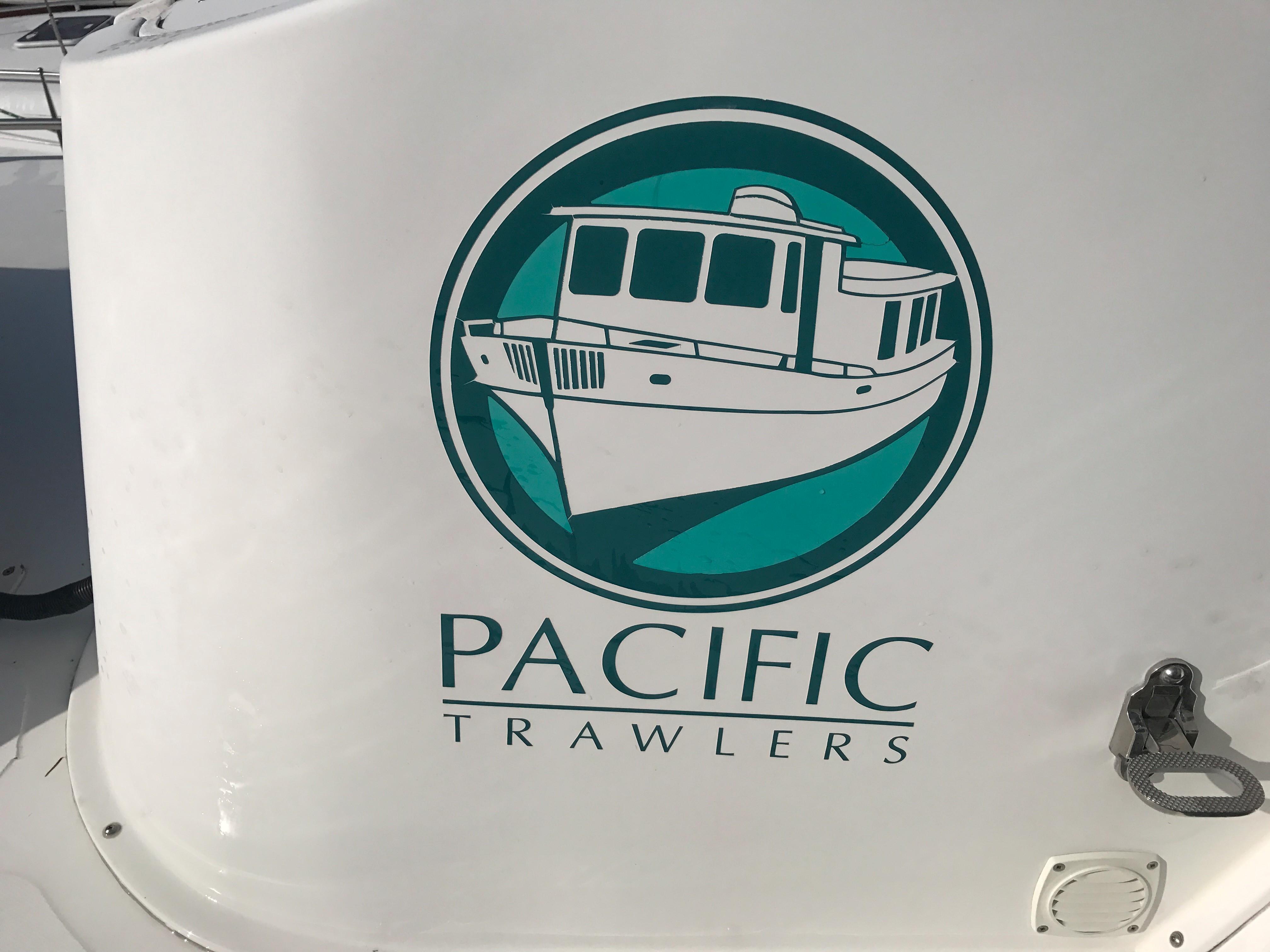40 Pacific Trawler Fair Haven 2000 Mandeville | Denison Yacht Sales