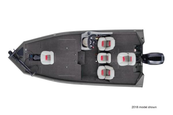 2019 Tracker Boats boat for sale, model of the boat is Pro Team™ 195 TXW & Image # 3 of 3