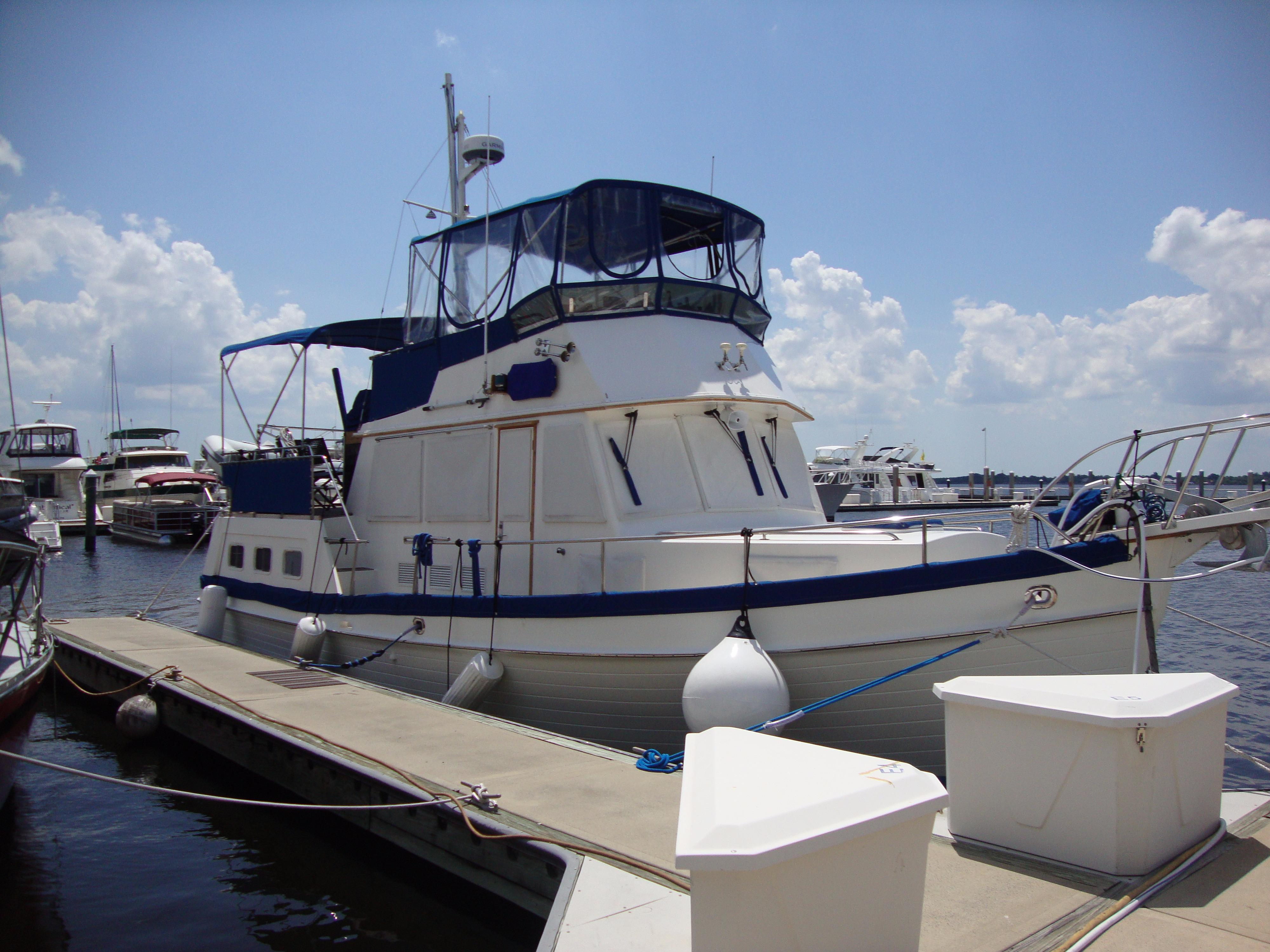 Used grand banks yachts for sale from 100 000 to 250 000 for Grand banks motor yachts for sale