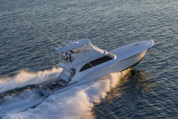 2008 61' Shearline Custom Carolina 61' Convertible