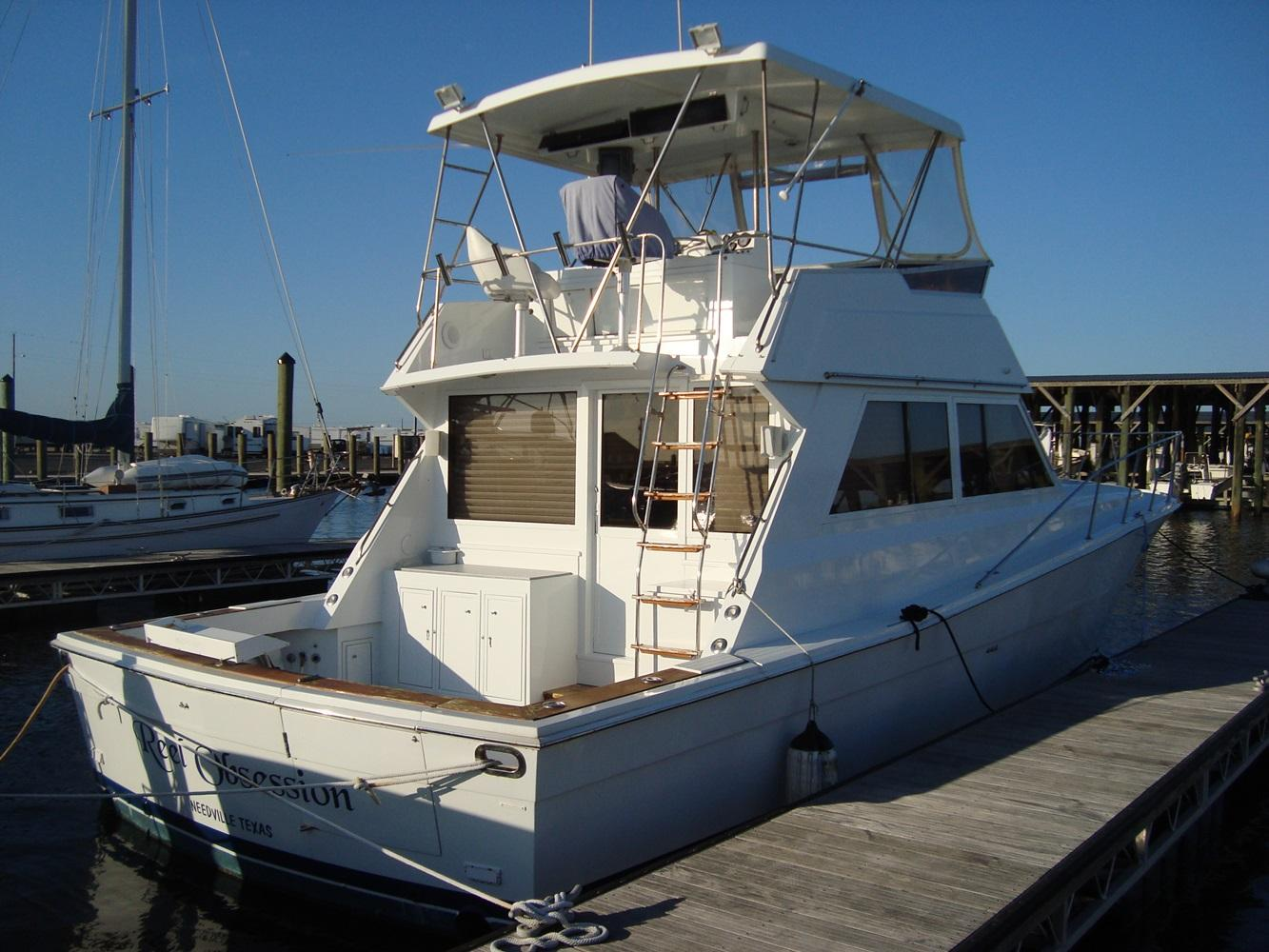 1982 viking yachts convertible sportfish for sale for Viking sport fish