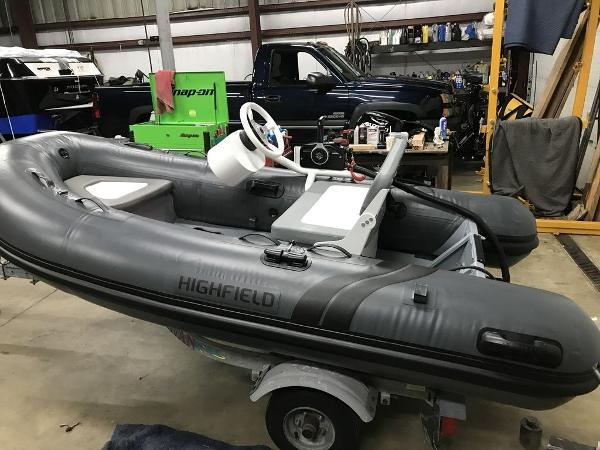 2019 Highfield boat for sale, model of the boat is CL 310BL & Image # 7 of 7