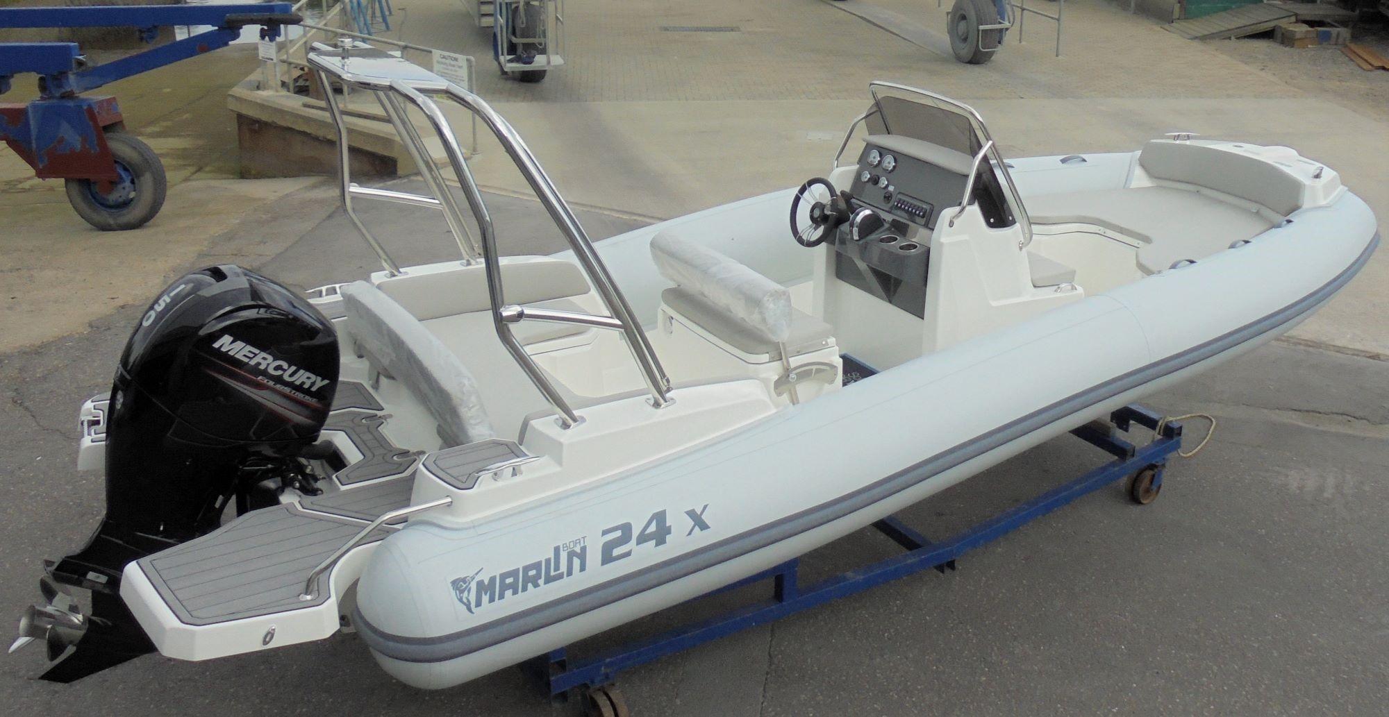 Marlin Ribs 24 X