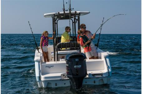 2021 Robalo boat for sale, model of the boat is R230 & Image # 19 of 23