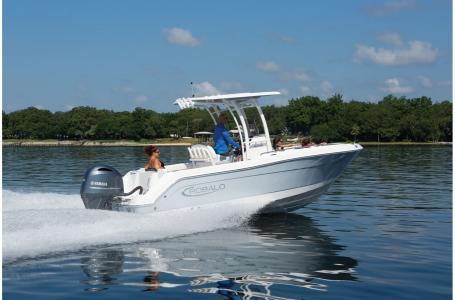 2021 Robalo boat for sale, model of the boat is 222 EXPLORER & Image # 2 of 4