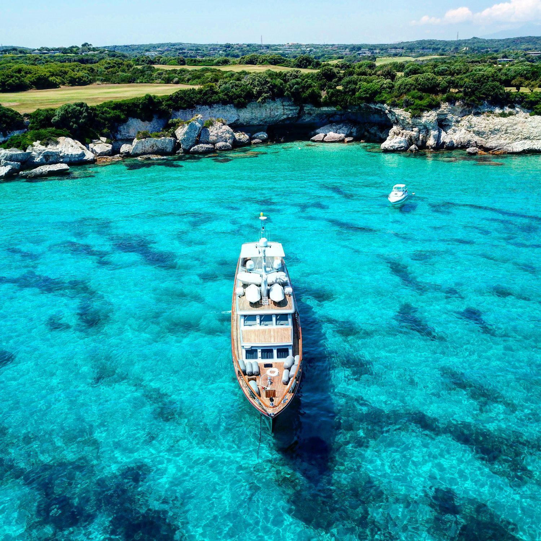 Tempest WS - Gentleman's yacht