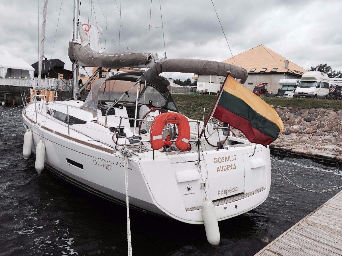Boatmasters Jeanneau Sun Odyssey 409
