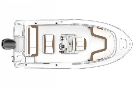 2021 Robalo boat for sale, model of the boat is 202 EXPLORER & Image # 3 of 4
