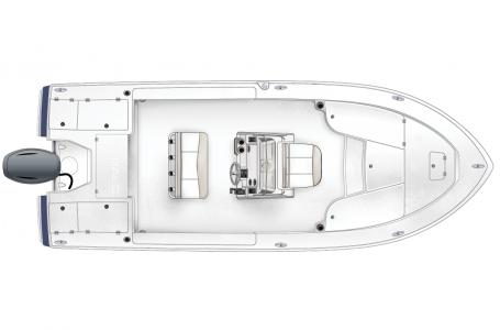 2021 Robalo boat for sale, model of the boat is 226 Cayman & Image # 18 of 18