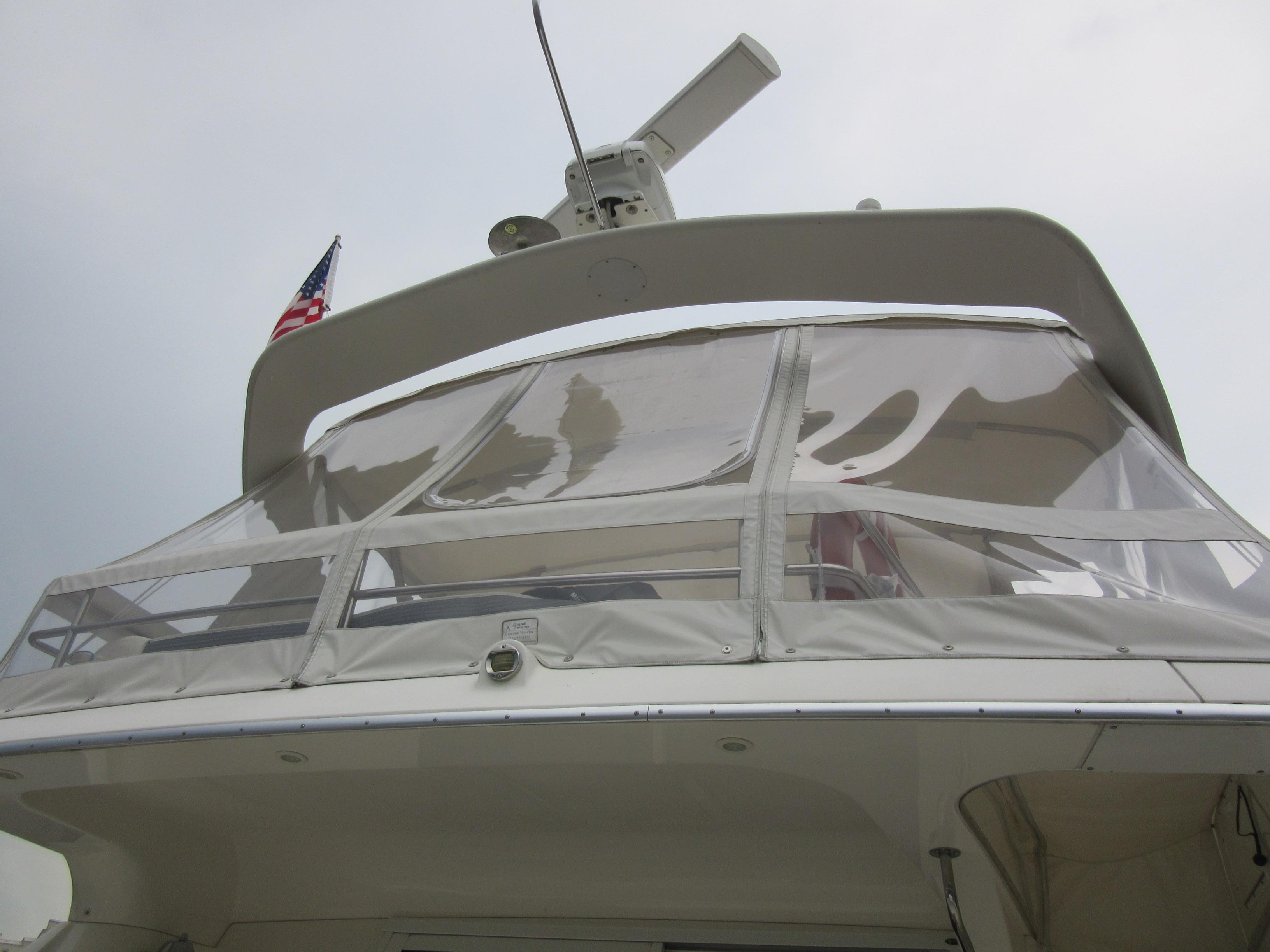 46 Silverton 2003 St  Joseph | Denison Yacht Sales
