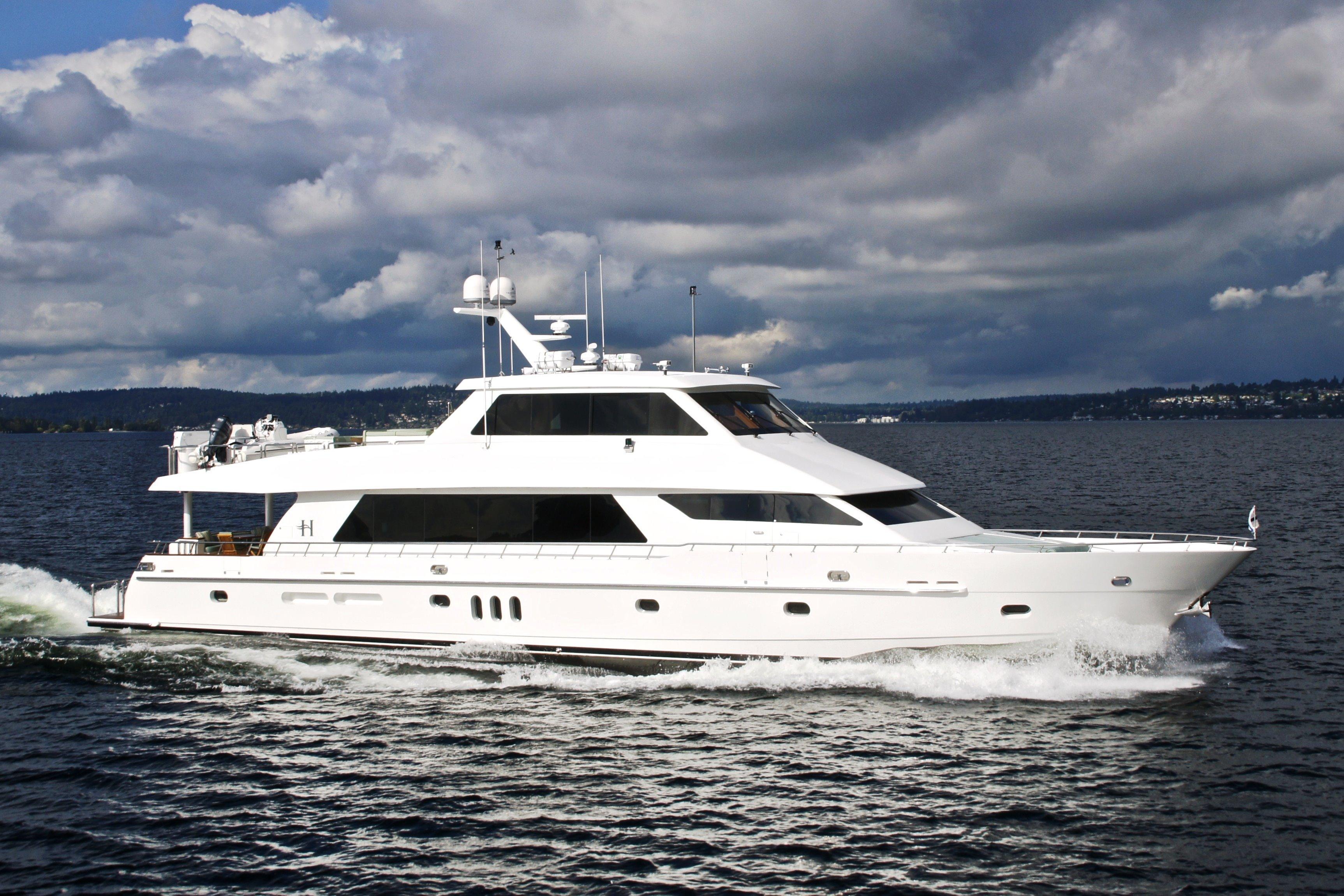 2010 Hargrave Custom Yachts