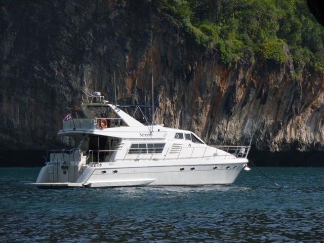Monte Fino 65 Achoring