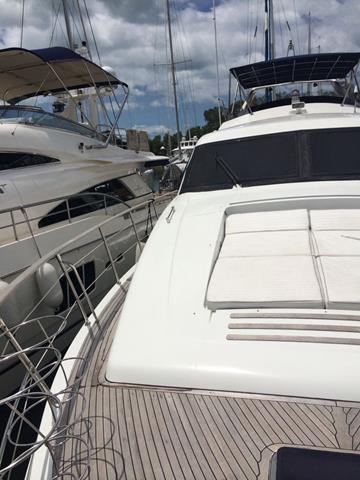 Monte Fino 65 Starboard View