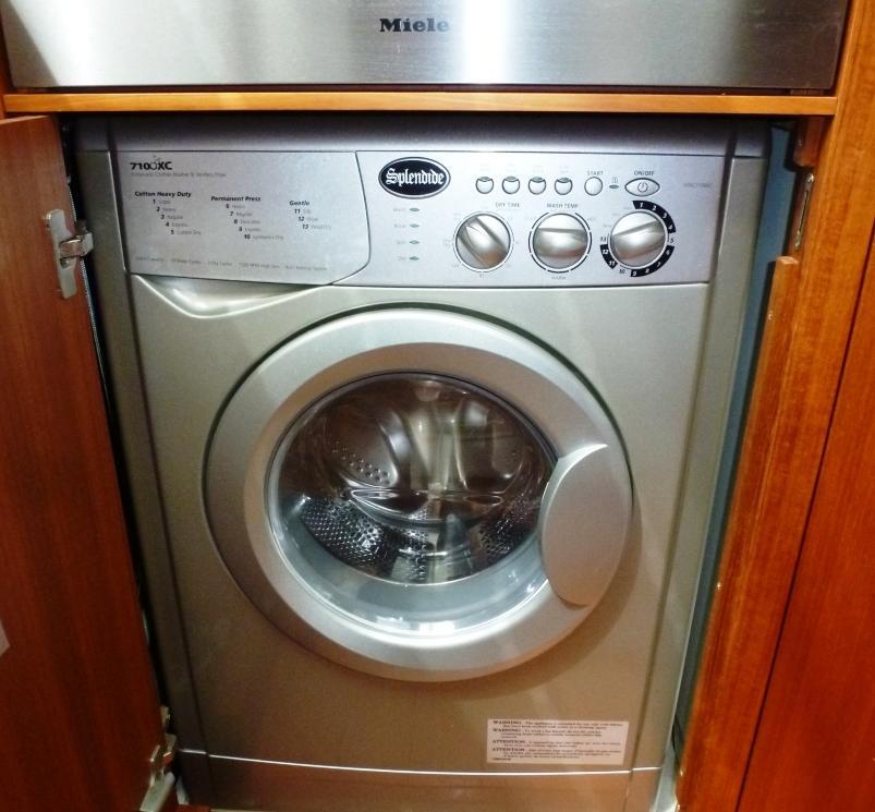Splendide Washer and Dryer