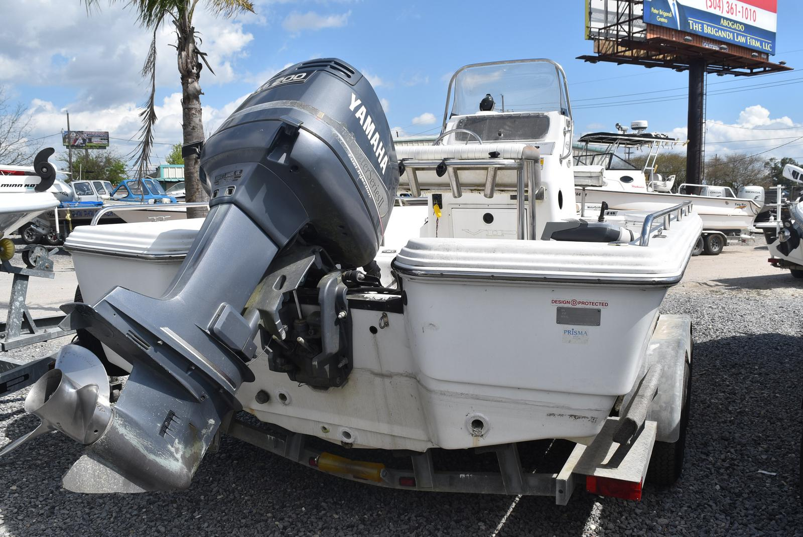 2002 Bay Stealth boat for sale, model of the boat is 2230 Bay & Image # 2 of 6