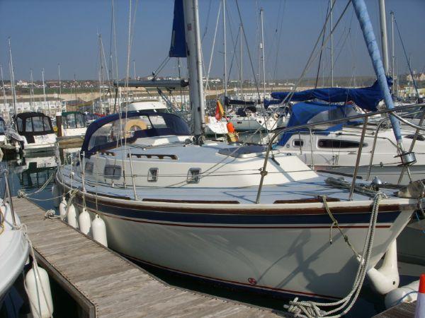 Westerly Konsort 29 Bilge Keel Boat For Sale