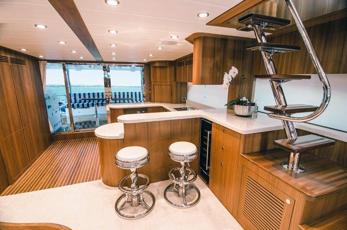 Aft Galley Option