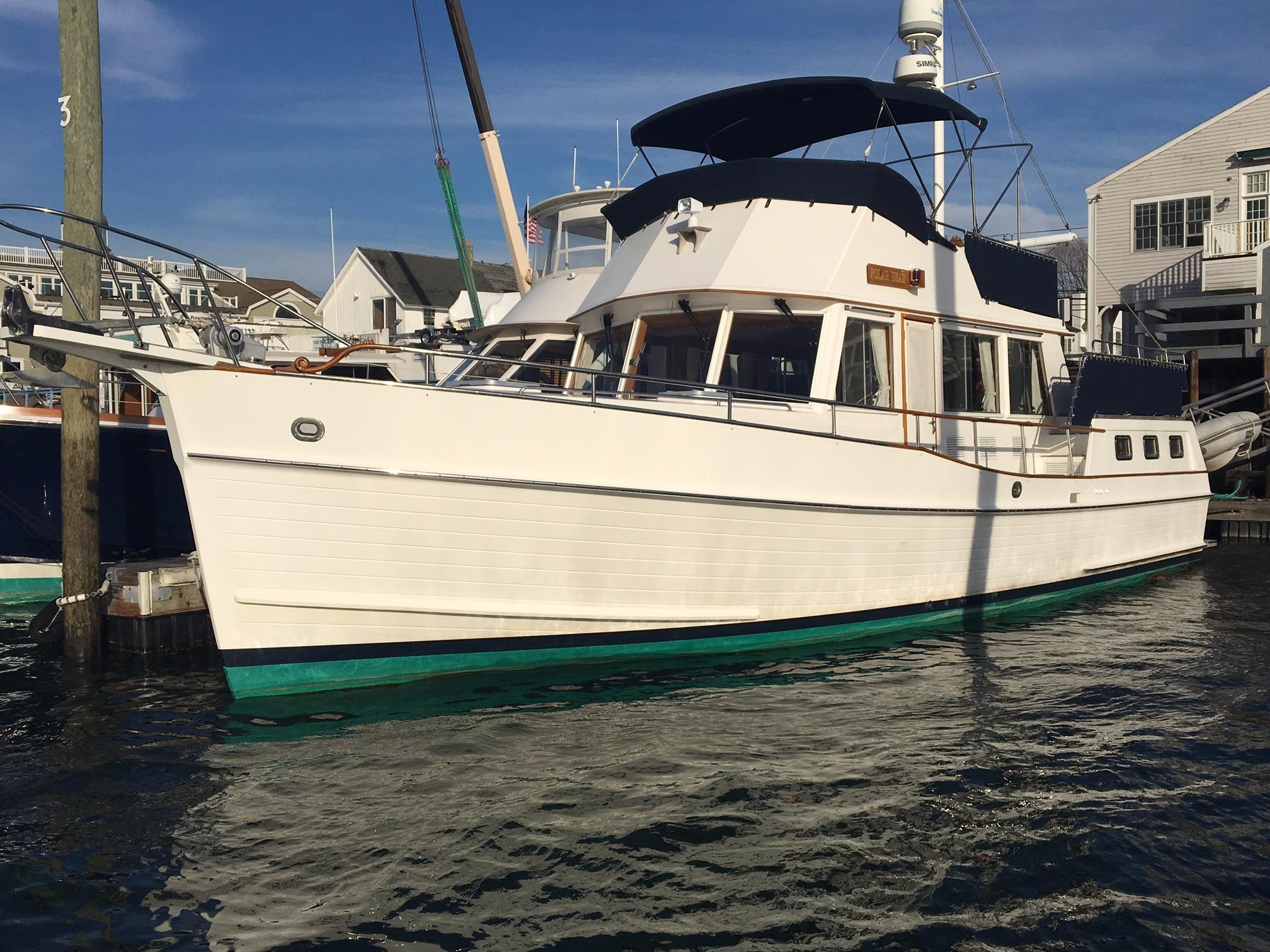 Used grand banks 42 motoryacht yachts for sale for Grand banks motor yachts for sale