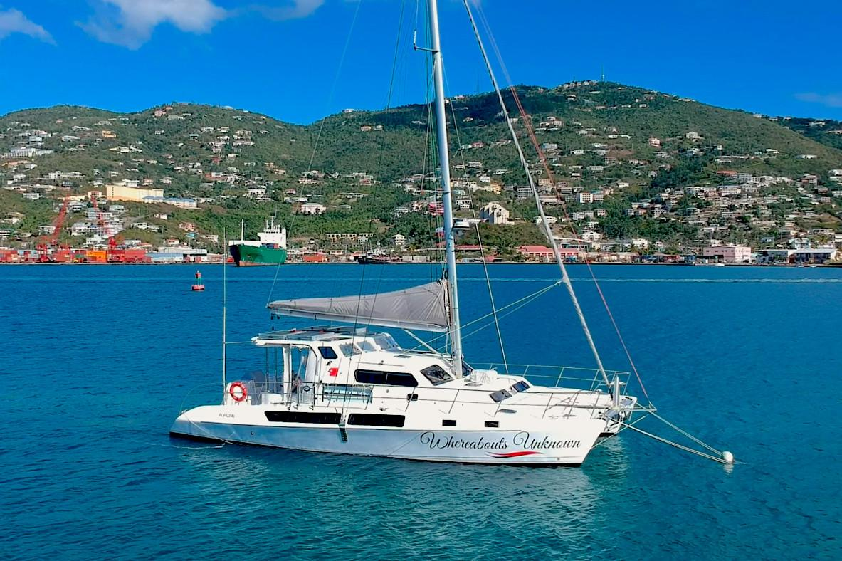 Royal Cape Catamarans Majestic 53
