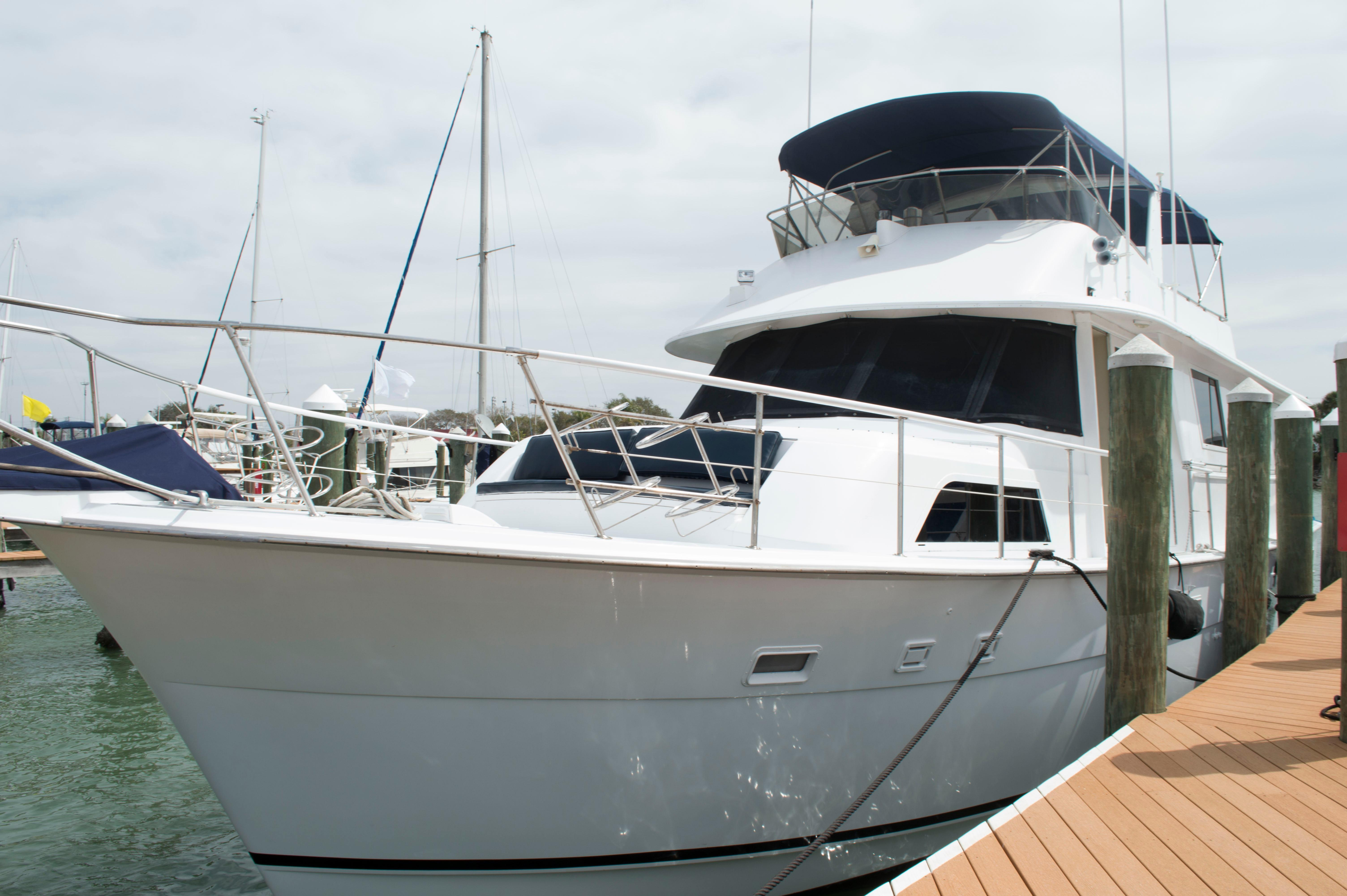 1987 hatteras motor yacht for sale for Hatteras motor yacht for sale